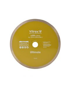 Vitrex Diamond Blade Ultimate 200mm - VIT103412