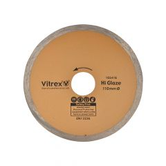 Vitrex Diamond Blade Hi Glaze 110mm - VIT103416