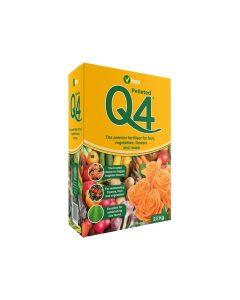 Vitax Q4 Fertilizer 0.9kg - VTX6QF9
