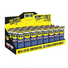 WD-40 WD-40 Multi-Use Maintenance Smart Straw 450ml (Case of 24) - W/D44237