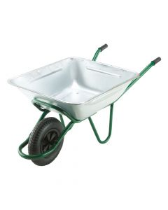 Walsall 175L Galvanised Smithfield Agricultural Wheelbarrow - WALSMGVPDD