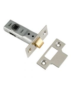 Yale M888 Tubular Mortice Latch 64mm 2.5in Chrome Visi Pack of 1 - YALPM888ZP25