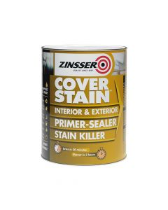 Zinsser Cover Stain Primer - Sealer 500ml - ZINCSP500