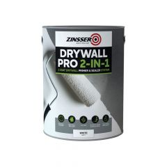 Zinsser Dry Wall Pro 2-in-1, 5 Litre - ZINDP215L