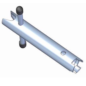 Monument Combination Crutch Stopcock & Wheel Valve Key 160mm - MON3131O