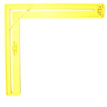 Levelbest 30cm X 30cm 4-In-1 Multi-Tool Level - Plumb - Square - Ruler - MON388Y