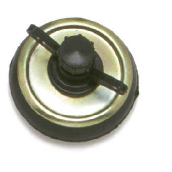 Monument 4in.100mm X ½in. Pressed Steel Drain Plug - MON916H