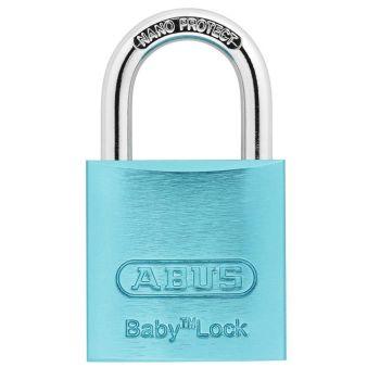 ABUS 645TI/30 Baby Lock Pale Blue
