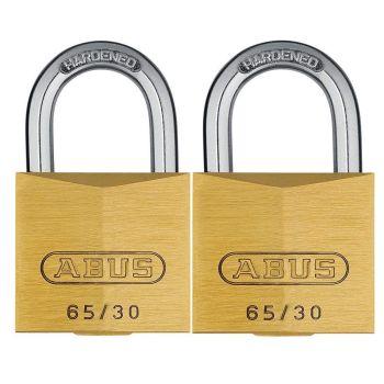 ABUS Premium 65/30 Twin Pack