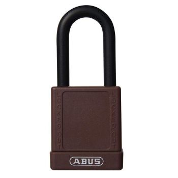 ABUS The Safety Lock 74/40 Brown with 1 key
