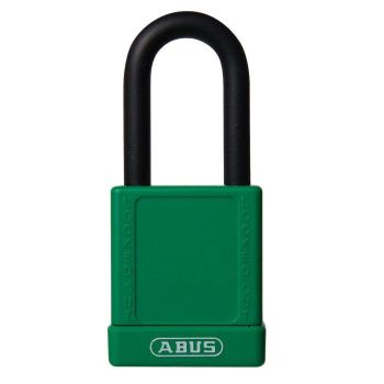 ABUS The Safety Lock 74/40 Green with 1 key