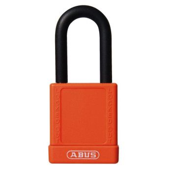 ABUS The Safety Lock 74/40 Orange with 1 key