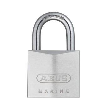 ABUS Brass 84IB/50 Marine Keyed Alike