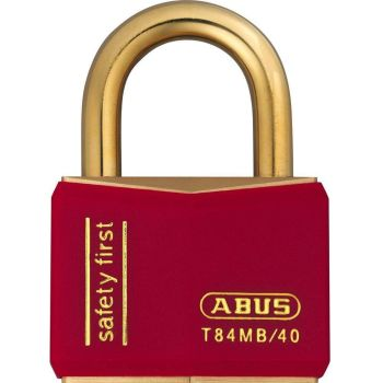 ABUS T84MB/40 Red KA 8404