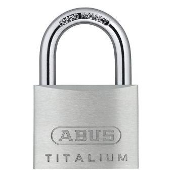 ABUS Titalium 64TI/50 Keyed Alike