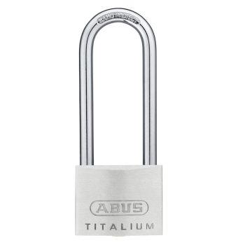 ABUS Titalium 64TI/50HB80 Keyed Alike