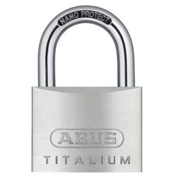 ABUS Titalium 64TI/60 Keyed Alike