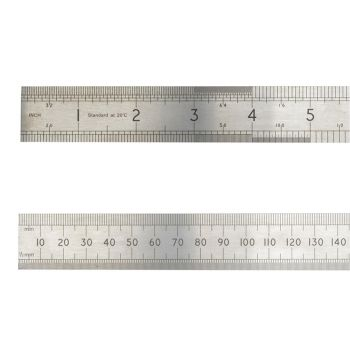 Advent ASR 300 Precision Steel Rule 300mm (12in) - ADVASR300