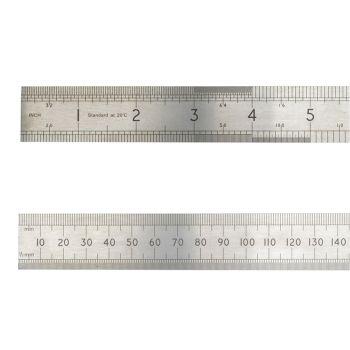 Advent ASR 600 Precision Steel Rule 600mm (24in) - ADVASR600