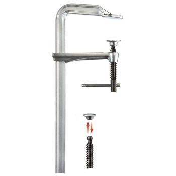 Bessey All-steel screw clamp GZ125K 1250/120