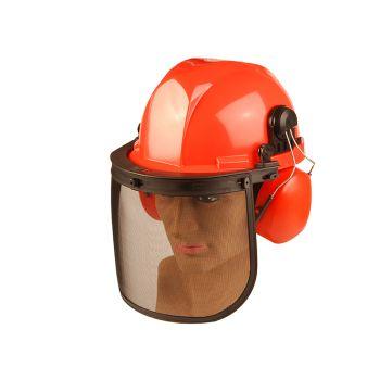 ALM Manufacturing Chainsaw Safety Helmet - ALMCH011
