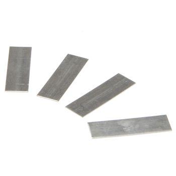 ALM Manufacturing Aluminium Lap Strips Pack of 50 - ALMGH005
