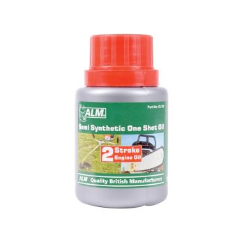 ALM Manufacturing 2-Stroke One Shot Bottle Oil 100ml - ALMOL120