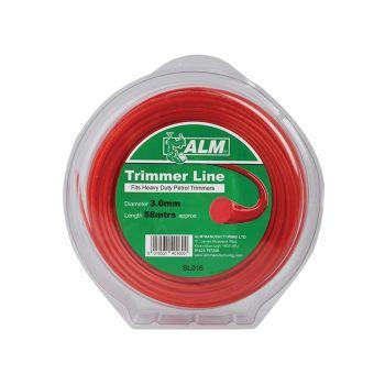 ALM Manufacturing Heavy-Duty Trimmer Line 3mm x 58m - ALMSL016