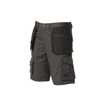 Apache Grey Rip-Stop Holster Shorts Waist 40in - APARIPSG40