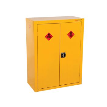 Armorgard SafeStor Hazardous Floor Cupboard 900 x 460 x 1200mm - ARMHFC5