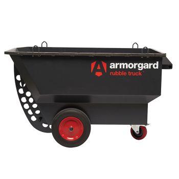 Armorgard Rubble Truck 400 Litre Capacity 760 x 1460 x 855mm - ARMRT400