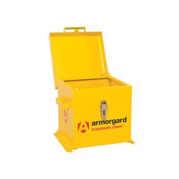 Armorgard TransBank Chemical Transit Box 430 x 415 x 365mm - ARMTRBC1