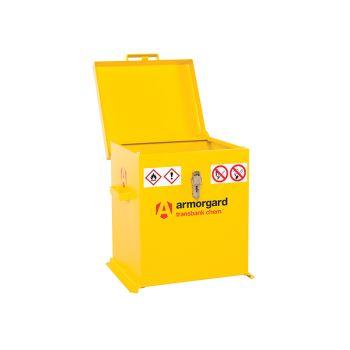 Armorgard TransBank Chemical Transit Box 530 x 485 x 540mm - ARMTRBC2