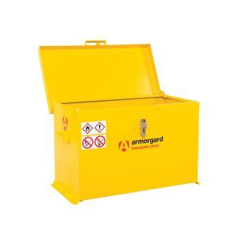Armorgard TransBank Chemical Transit Box 880 x 485 x 540mm - ARMTRBC4