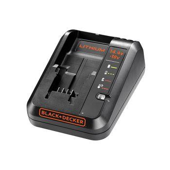 Black & Decker Multi-Voltage Charger 14.4-18V Li-Ion - B/DBDC1A