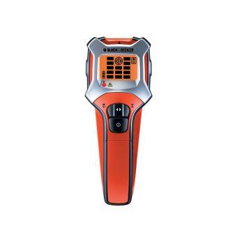Black & Decker Automatic 3 in 1 Stud, Metal & Live Wire Detector - B/DBDS303XJ