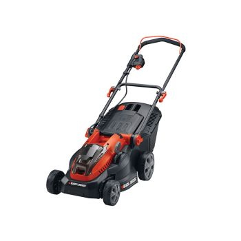 Black & Decker Cordless Lawnmower 38cm 36V 2 x 2.0Ah Li-ion - B/DCLM3820L2