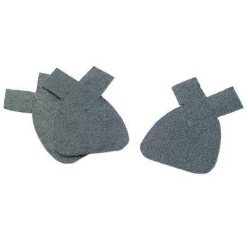 Black & Decker X32204 Mouse Wire Wool Sheets (3) Coarse - B/DX32204