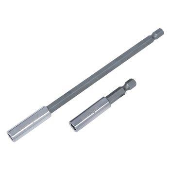 BlueSpot Tools Magnetic Bit Holder 2 Piece - B/S14135