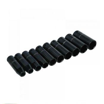 BlueSpot Tools 1/2in Metric Deep Impact Socket Set 10-24mm, 10 Piece - B/S1536