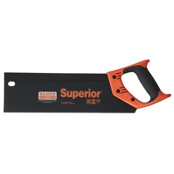 Bahco Superior Tenon Saw 350mm (14in) 11tpi - BAH318014XT