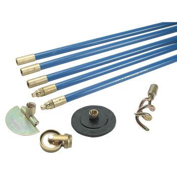 Bailey Lockfast 3/4in Drain Rod Set 4 Tools - BAI1324