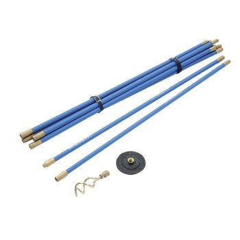 Bailey Universal 3/4in Drain Rod Set 2 Tools - BAI1470