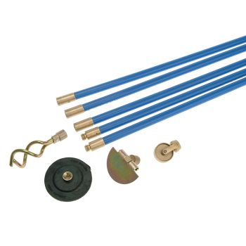 Bailey Universal 3/4in Drain Cleaning Set 4 Tools - BAI1471