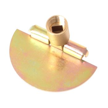 Bailey Lockfast Drop Scraper 100mm (4in) - BAI1771