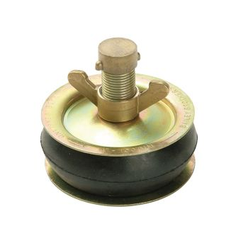 Bailey Drain Test Plug 450mm (18in) - Brass Cap - BAI3193