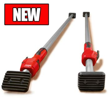 Bessey 2x Telescopic DRYWALL SUPPORT STE300 1700-3000MM