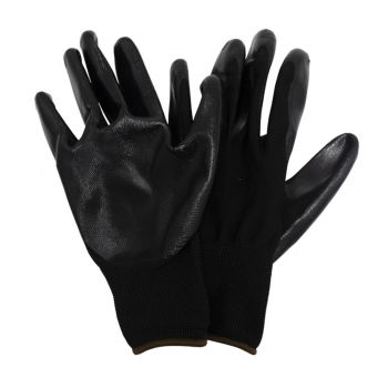Big Mikes Nitrile Dipped Glove - One Size