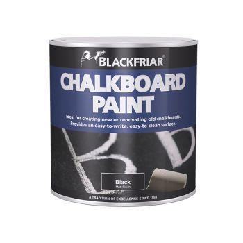 Blackfriar Chalkboard Paint 500ml - BKFBBP500