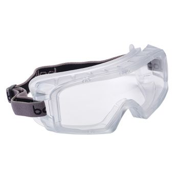 Bolle Safety Coverall Platinum Safety Goggles - Ventilated - BOLCOVERSI